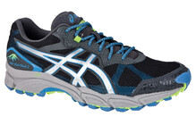 Asics Men's Gel Fujuattack 2 black/lightning/blue